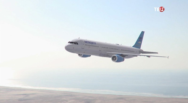 Самолет А321