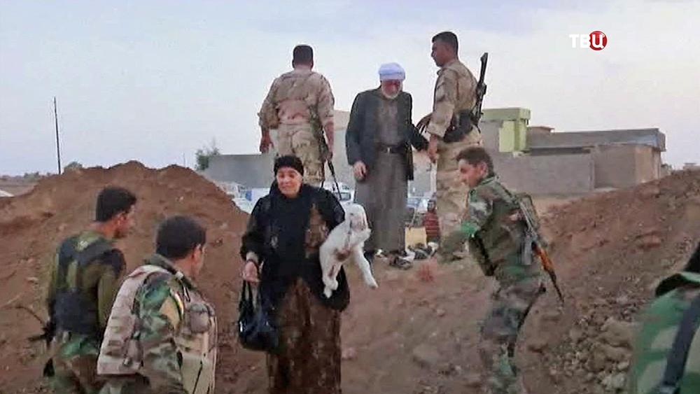 Освобождение жителей Ирака