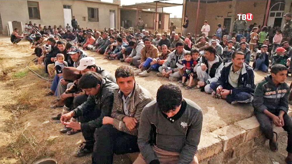 Жители Ирака