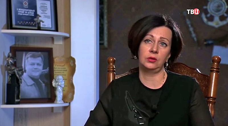 Вдова Олега Пешкова