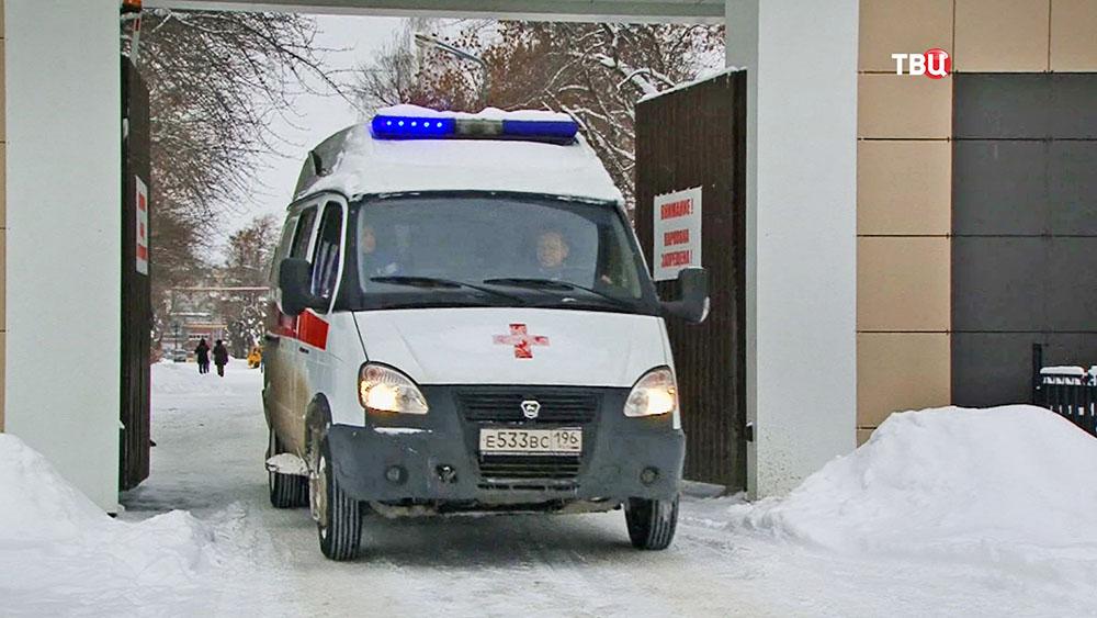Скорая помощь в Свердловской области