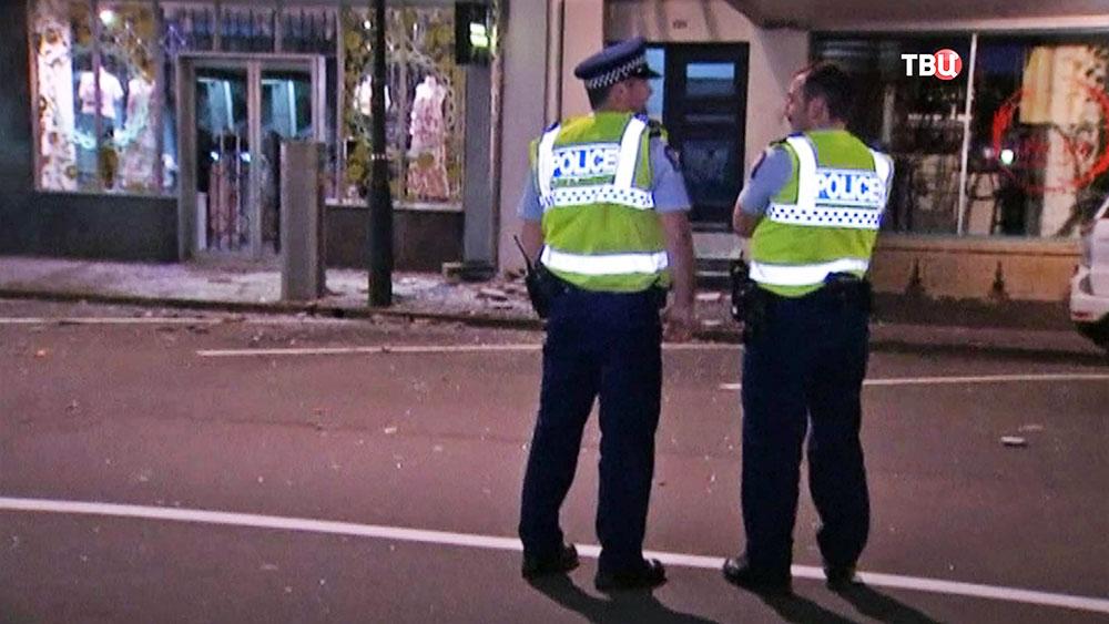 Полиция Новой Зеландии