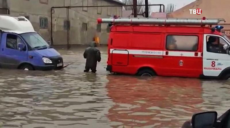 Потоп в Махачкале