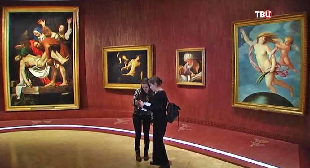 """Выставка """"Шедевры пинакотеки Ватикана"""" в Третьяковской галерее"""