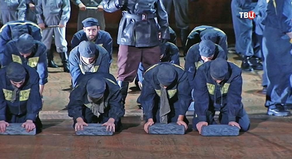 """Прогон оперы """"Билли Бадд"""" в Большом театре"""