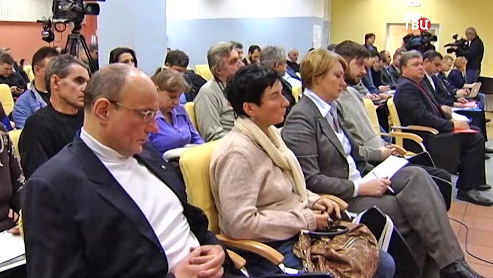Съезд политэмигрантов и политзаключенных Украины