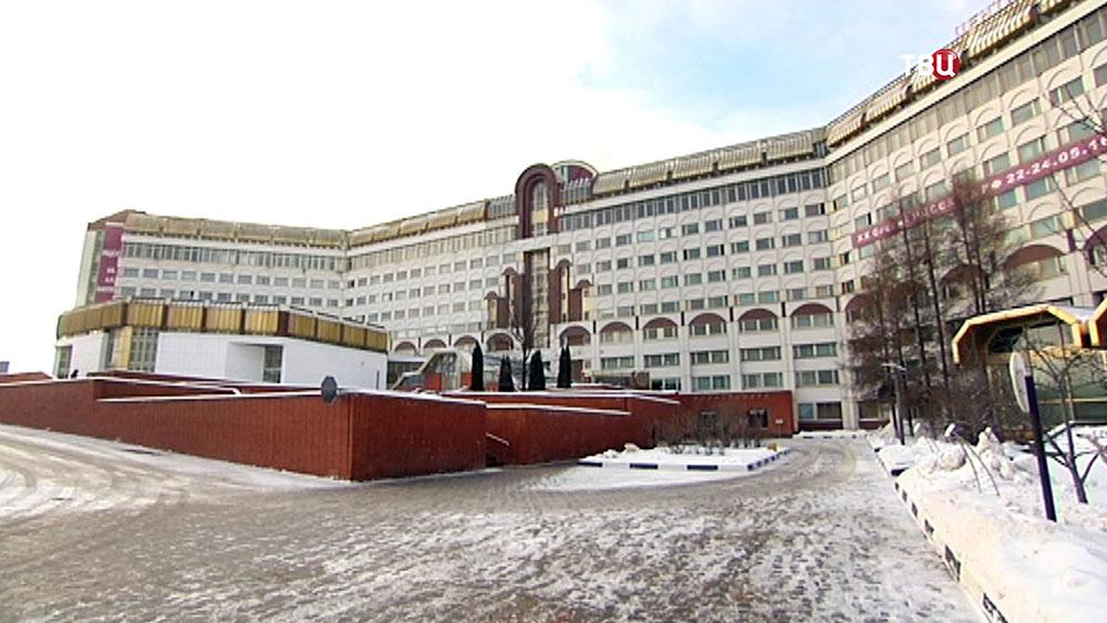 Центр им. Бакулева