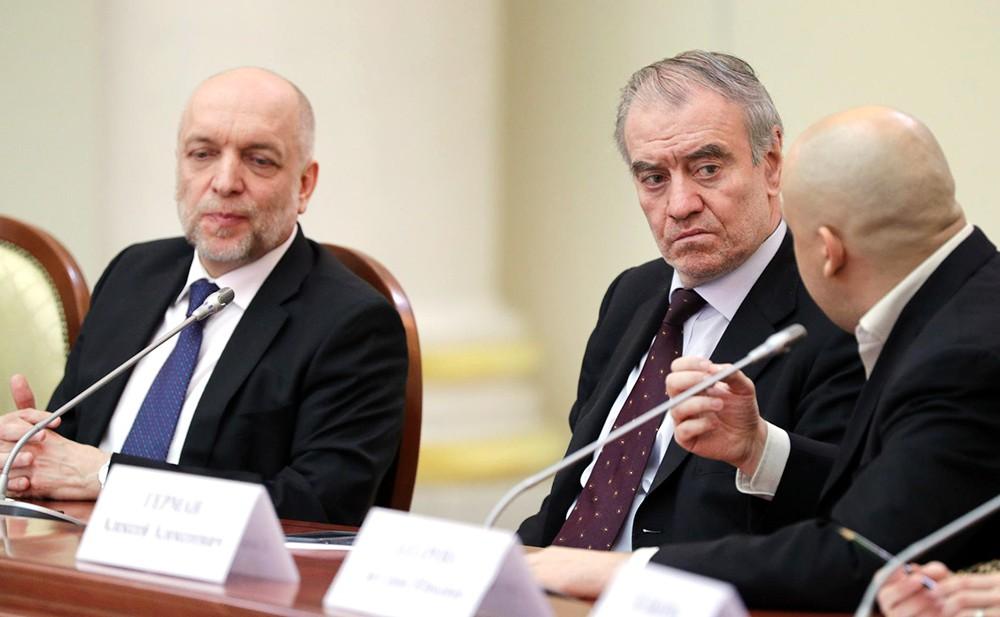Валерий Гергиев на совместном заседании Совета по культуре и искусству и Совета по русскому языку