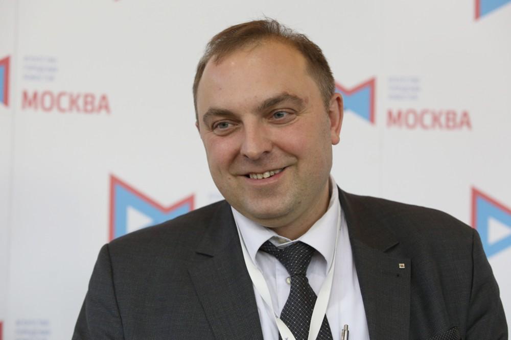Начальник Московского метрополитена Дмитрий Пегов