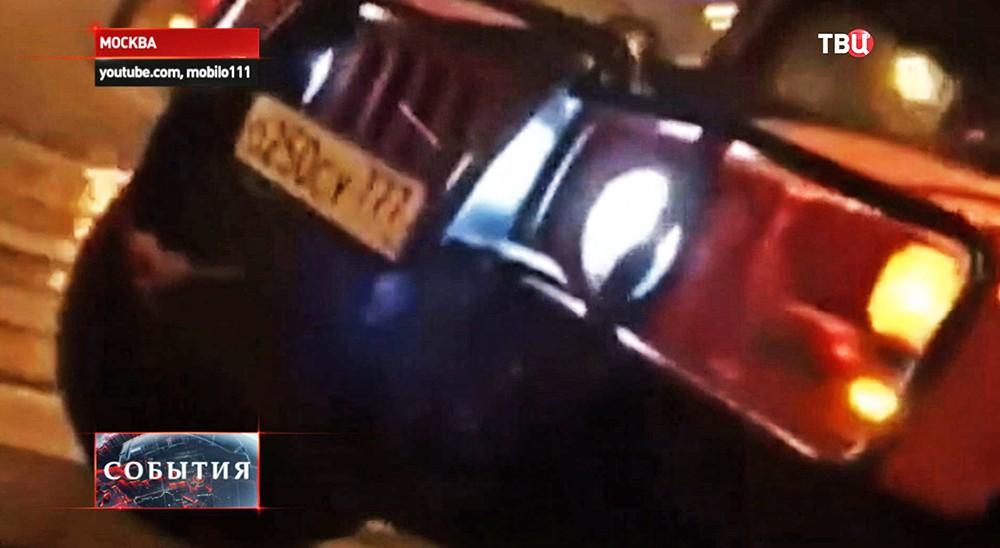 Автохулиганы на Hummer