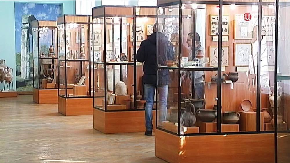 Крымский музей, отправивший скифское золото на выставку в Амстердам