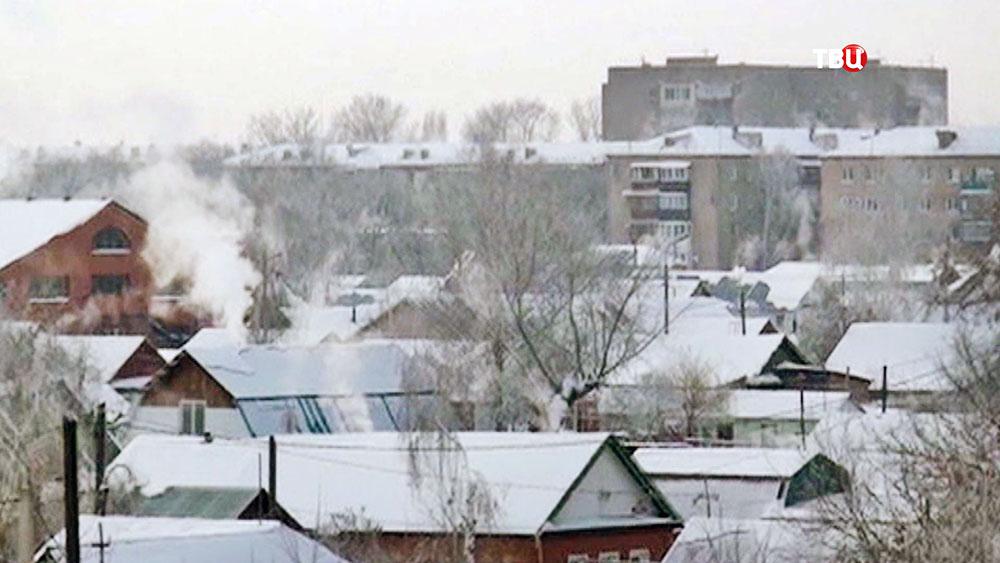 Город Бузлук