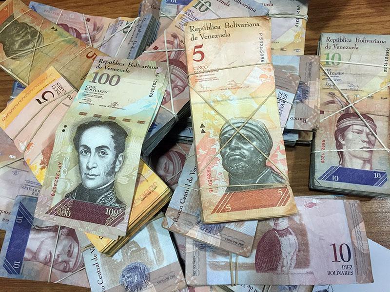 Деньги Венесуэлы
