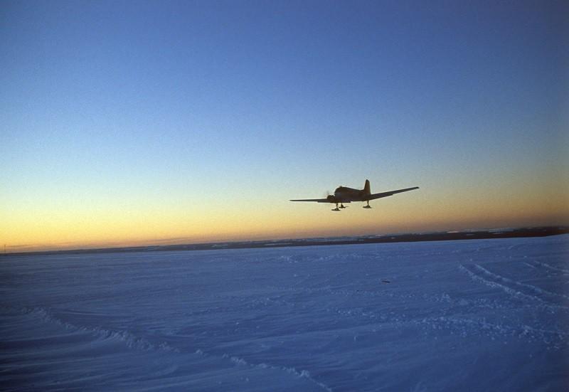 Минобороны опровергло гибель офицеров при крушении Ил-18