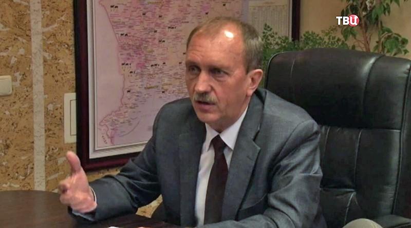 Вице-губернатор Приморья Сергей Сидоренко