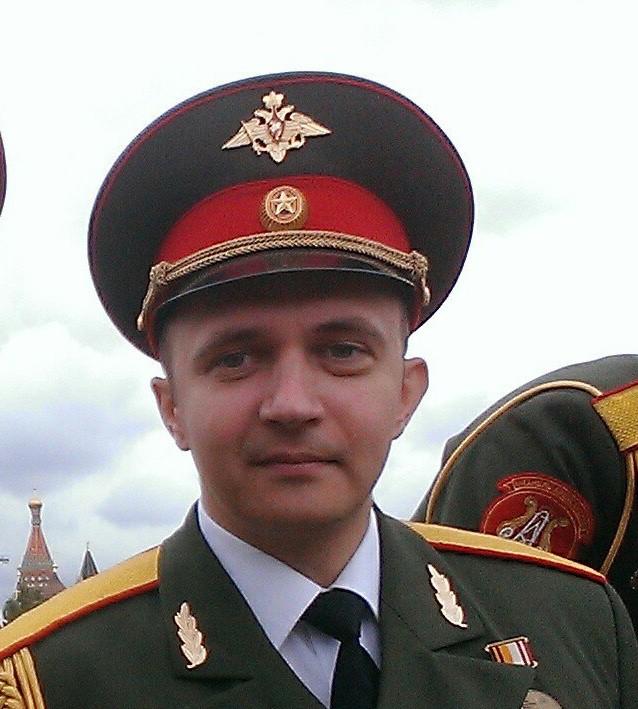 Музыкант Дмитрий Литвяков