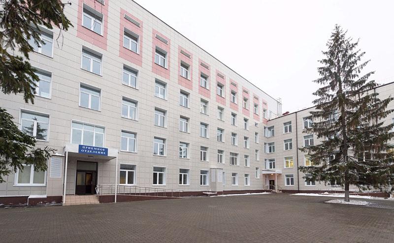 Родильный дом имени С.И. Спасокукоцкого