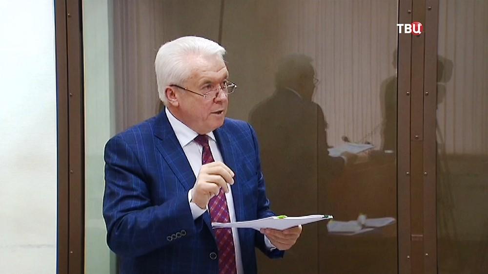 Бывший депутат Верховной Рады Владимир Олейник в суде