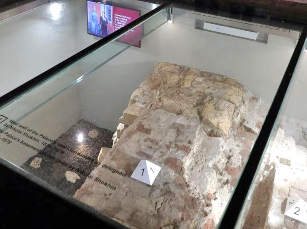 Музей археологических раскопок Московского Кремля