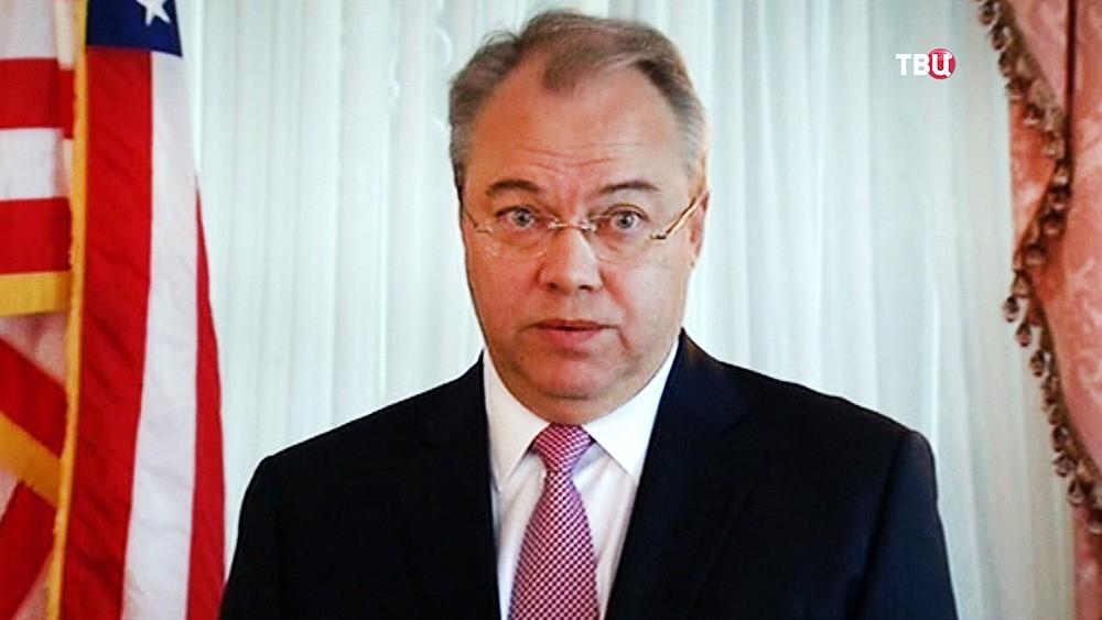 Генеральный консул России в Сан-Франциско Сергей Петров