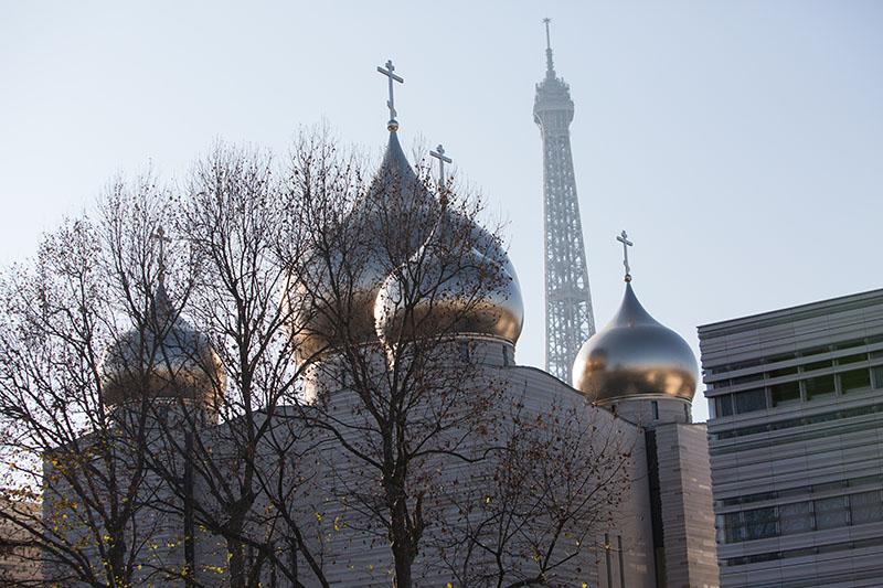 Свято-Троицкий собор в Париже