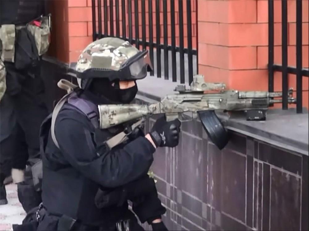 Антитеррористическая спецоперация