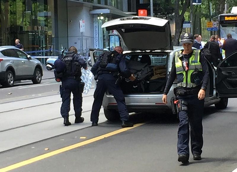 Полиция Мельбурна