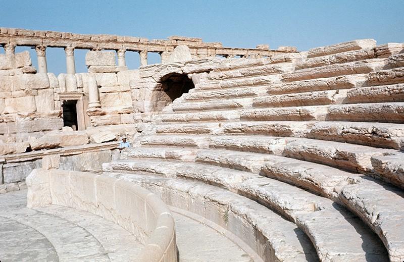 Римский театр в Пальмире