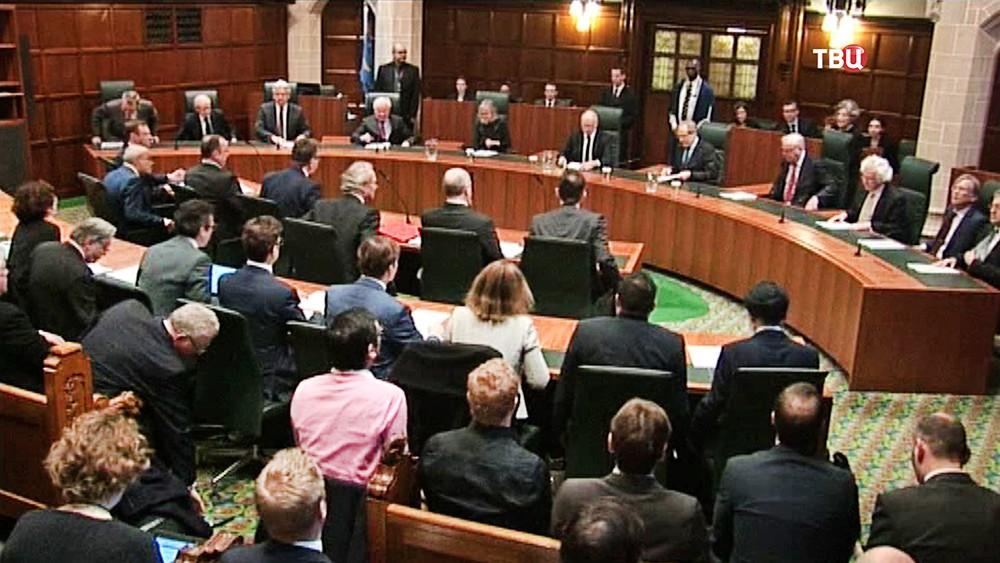 Британский суд