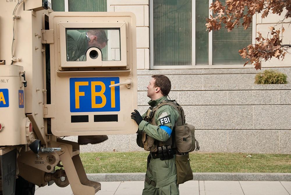 Спецоперация ФБР