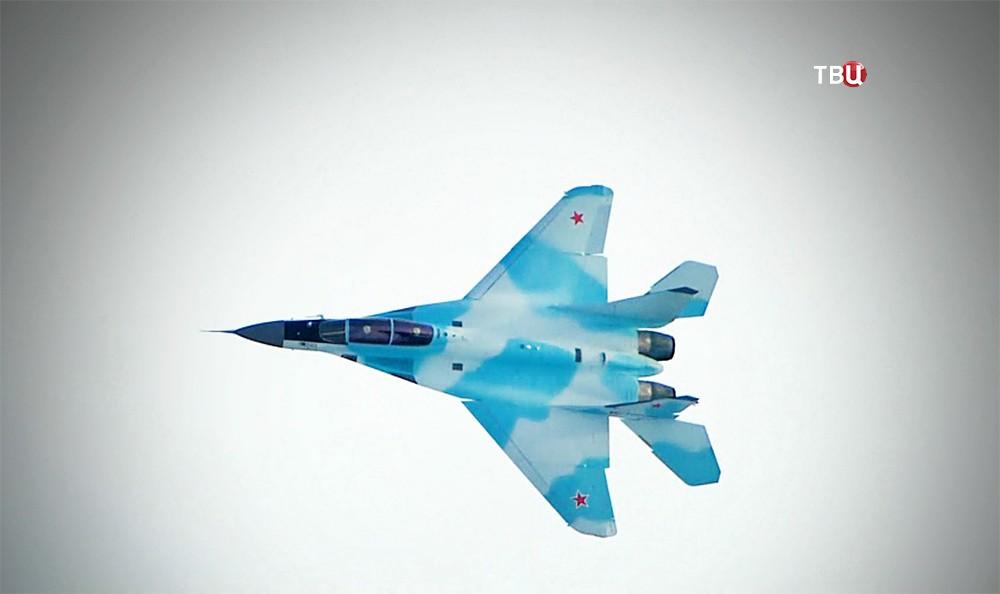 Истребитель МиГ-35