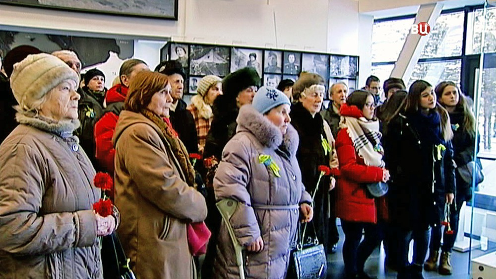 Музей памяти прорыву блокады Ленинграда