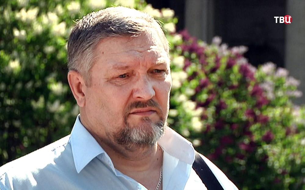 Осужденный судом Латвии Владимир Разводов, за участие в событиях 1991 года
