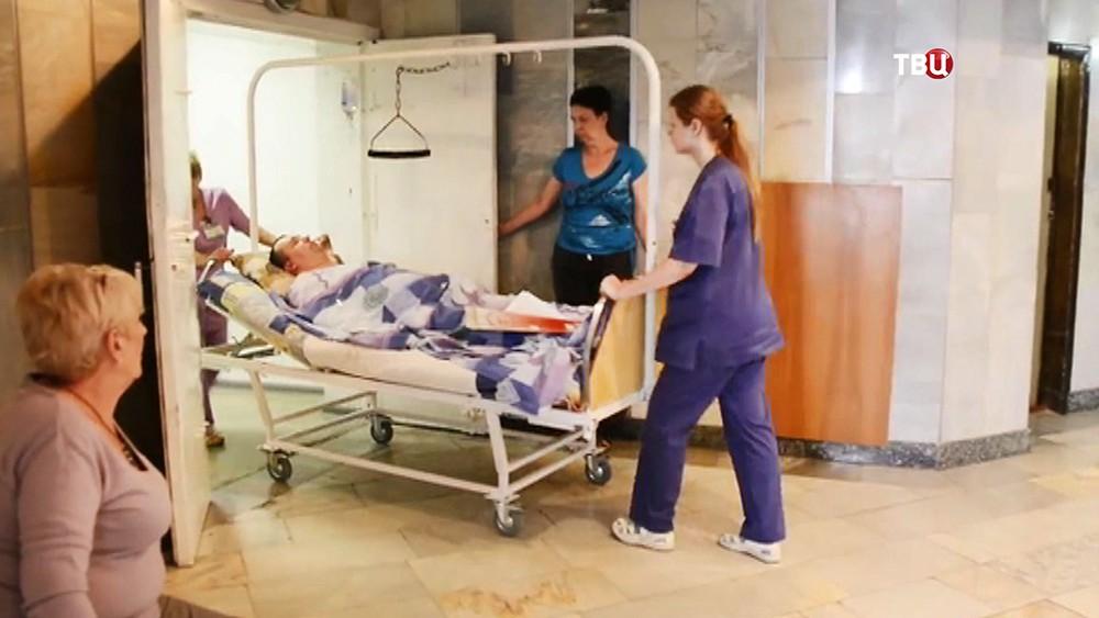 Больница на Украине