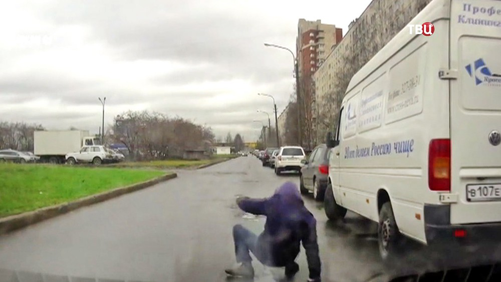 Автоподставы с участием пешеходов
