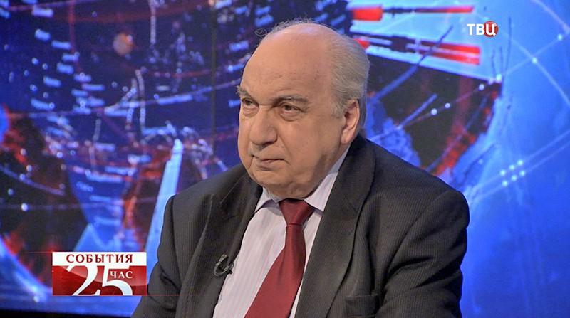 Александр Чубарьян, научный руководитель Института всеобщей истории РАН