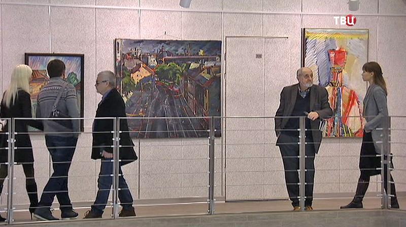 """Выставка """"Культурное строение города"""""""