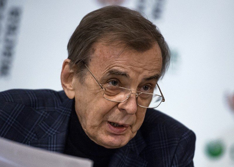 Народный артист России Георгий Тараторкин