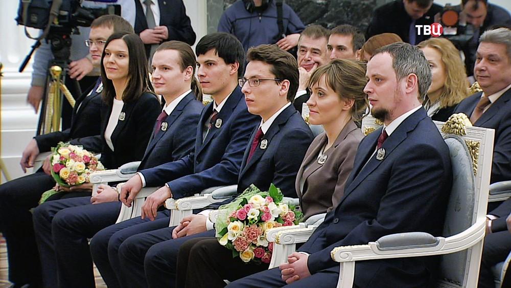 19 Путин: прекрасное будущее России неизбежно