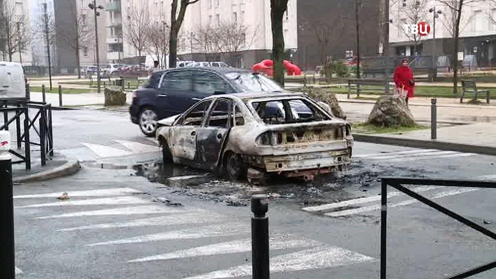 Последствия уличных протестов во Франции