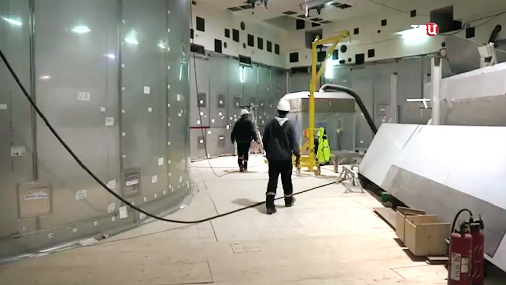 Работа АЭС во Франции