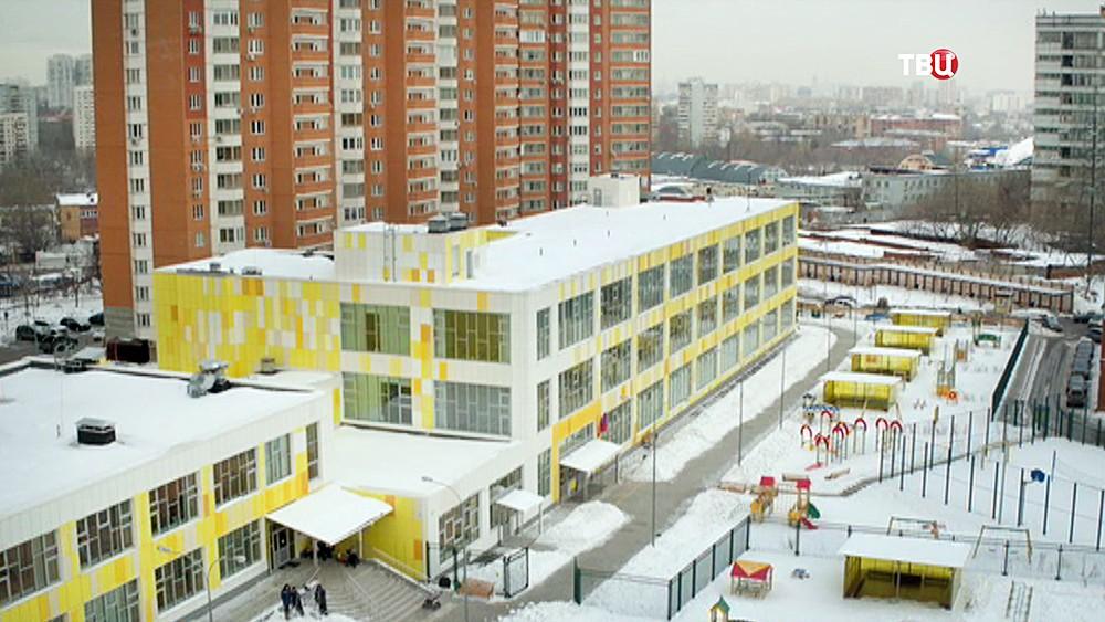 Новые школа и детский сад