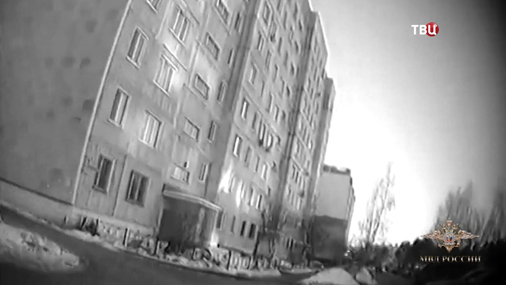 Место проживание жертвы заказного убийства