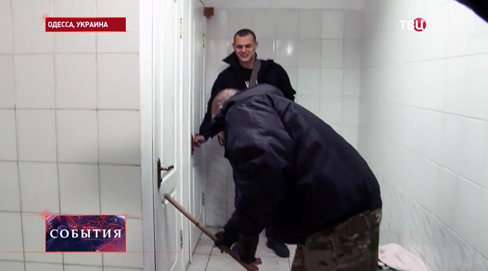 Срыв заседания суда в Одессе по делу о трагедии 2 мая