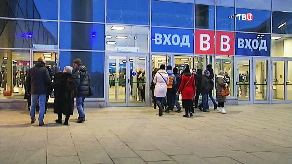 """Сектора стадиона """"Зенит-Арена"""""""