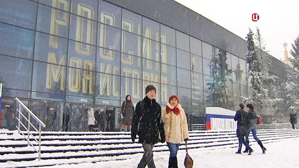 """Исторический парк """"Россия - моя история"""" на ВДНХ"""