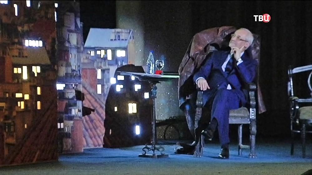 Юбилейный вечер режиссёра и актёра Евгения Герасимова