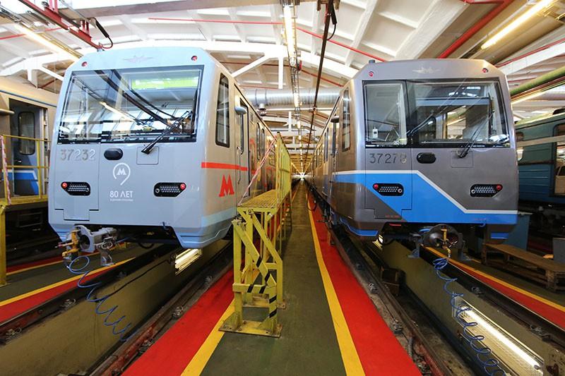 Вагоны метро повышенной комфортности