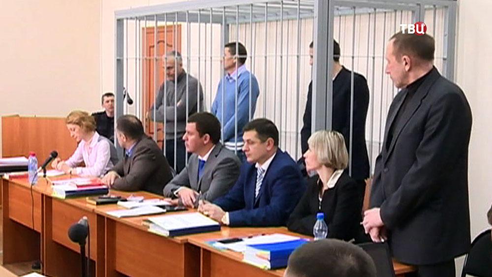 Суд по делу Александра Хорошавина