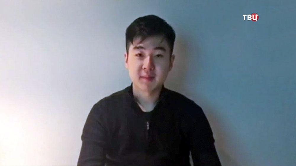Предполагаемый сын убитого в Малайзии Ким Чен Нама подтвердил гибель своего отца